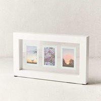 Light-Up Instax Mini Trio Picture Frame | Urban Outfitters