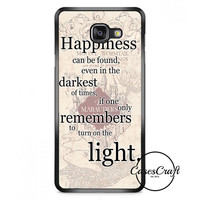 Happiness Quote Harry Potter Samsung Galaxy A7 Case   casescraft