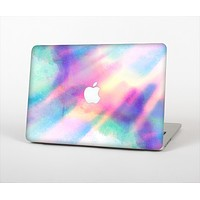 "The Tie Dyed Bright Texture Skin Set for the Apple MacBook Pro 13"" with Retina Display"