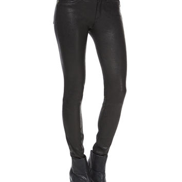 The Skinny Leather