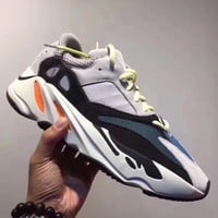 Trendsetter Adidas Yeezy Wave Runner 700 Boost Calabasas Retro Sneakers Sport Shoes