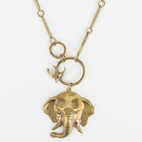 Alkemie Elephant Necklace