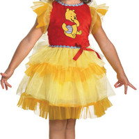 Frilly Winnie The Pooh - 2T