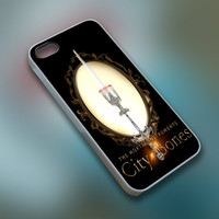 BuTum - The Mortal Instruments City of Bones - Cell Phone Custom - iPhone 4 4s 5 5s 5c, Samsung S3 S4