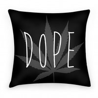 Dope (Weed) Pillow