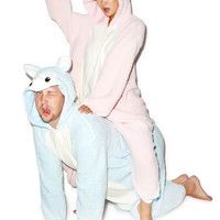 Sazac Alpaca Kigurumi LIGHT