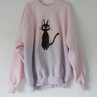 Pastel Sailor Moon or Studio Ghibli Custom Sweater
