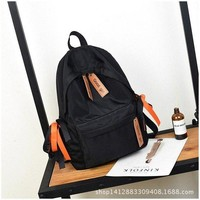 University College Backpack Top Quality Canvas Women  Casual  Bookbag Female Retro Stylish Daily Travel Laptop s school BagAT_63_4