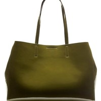 Banana Republic Larkin Tote Size One Size - New olive