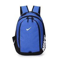"""Nike"" Multi-purpose Sport Style Laptop Backpack School Bag Travel Daypack Handbag"