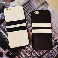 Straps Leather Case Sports Cover for iPhone 5s 6 6s Plus Gift