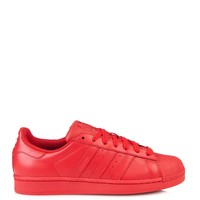Superstar Supercolor leather trainers