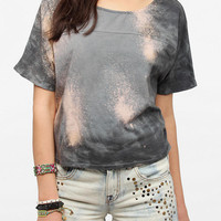 Urban Outfitters - Ecote Wild Flower Cropped Tee