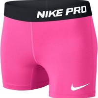Nike Girls' Pro Core Compression Shorts | DICK'S Sporting Goods