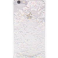 Star Glitter Case for iPhone 6+