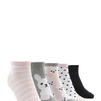Ankle Sock Set – 5 Pack