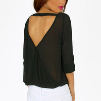 Back In Action Top $33