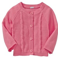 Cable-Knit Cardis for Baby