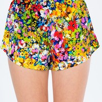 Floral Frenzy Soft Short