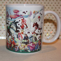 Studio Ghibli mug, my neighbour totoro tea/coffe Cup Mug