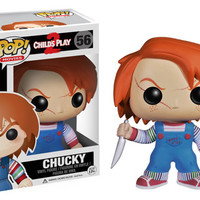 Funko POP Movies: Chucky Vinyl Figure