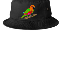 CONURE EMBROIDERY - Bucket Hat