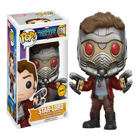 Guardians of The Galaxy Vol. 2 Star-Lord POP! Vinyl Figure - Chase Version