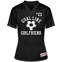 Cute Soccer Girlfriend: Mom Means Business