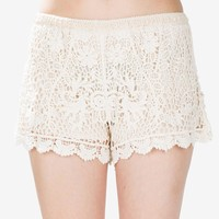 Sweet Jane Crochet Short