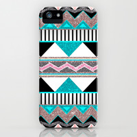Gliter love ....variation 1 iPhone & iPod Case by Emiliano Morciano (Ateyo)