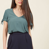 Ideal Discovery Top in Fir