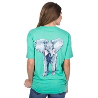 Limited Edition Ivory Ella Tee by Lauren James