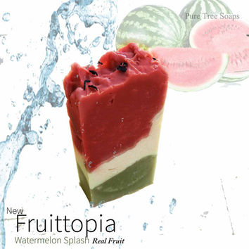 Watermelon Splash Fruittopia made with real fruit NEW from Pure tree