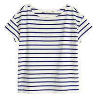 Wide-cut Jersey Top - from H&M