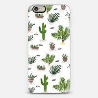 CACTUS ARE MY FRIENDS iPhone 6 case by Kris Tate   Casetify