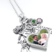 Wedding Heart Locket