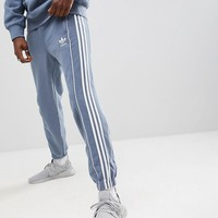 adidas Originals Nova Retro Joggers In Grey CE4810 at asos.com