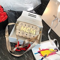 MCM Crossbody Camera Bag
