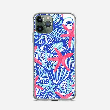 Lilly Pulitzer Monogram iPhone 11 Pro Case