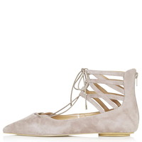 KATHY Ghillie Point Shoe - Topshop