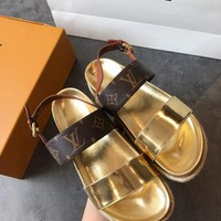 Louis Vuitton LV Fashion Casual Sandal