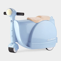 Skootcase Scooter Suitcase