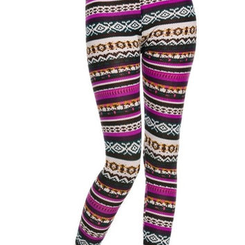 Mystic River Leggings