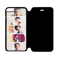 One Direction Handsome iPhone 6 Flip Case Cover