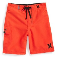 Toddler Boy's Hurley 'One & Only' Board Shorts