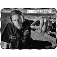 Sons Of Anarchy - Fleece Blanket