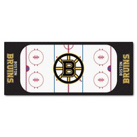 Boston Bruins NHL Floor Runner (29.5x72)
