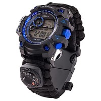 Outdoor Survive Watch with Night Vision Waterproof