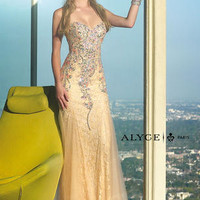 Alyce Prom 6390 Alyce Paris Prom Lillian's Prom Boutique