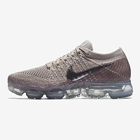 Best Deal Online 2018 Nike Air Max VaporMax Flyknit khaki Men Women Running Shoes